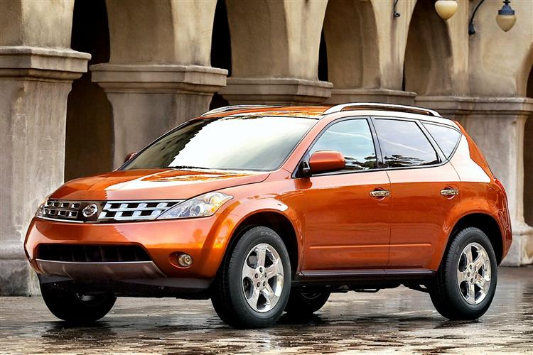 New Nissan Murano (2005 - 2009) review