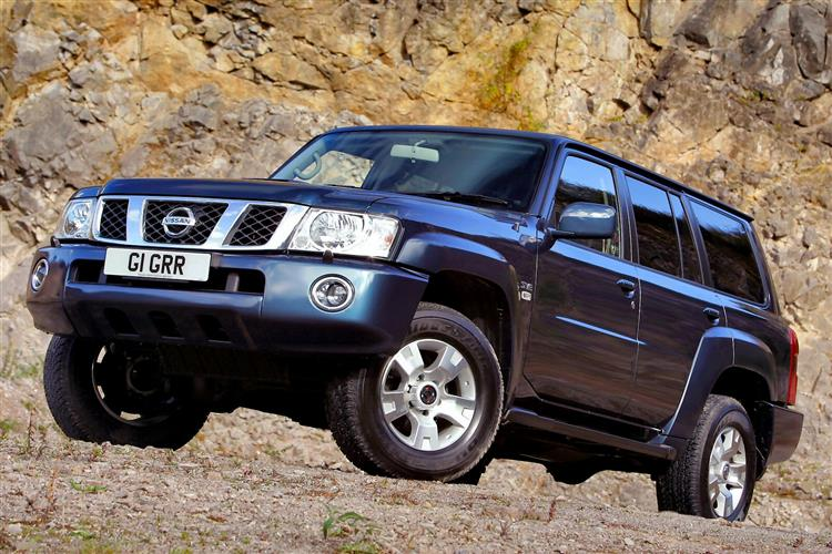 New Nissan Patrol GR Series (1998 - 2009) review