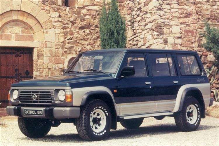 New Nissan Patrol (1995 - 1998) review