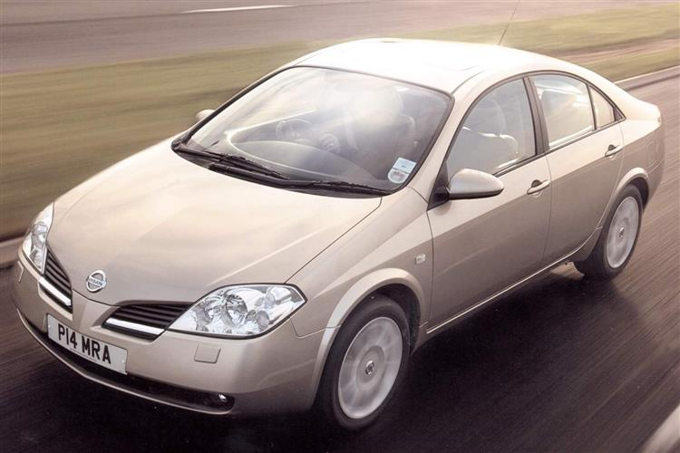 New Nissan Primera (2002 - 2007) review