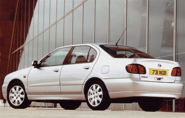 New Nissan Primera (1999 - 2002) review