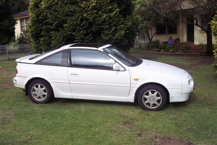 New Nissan 100NX (1991 - 1995) review