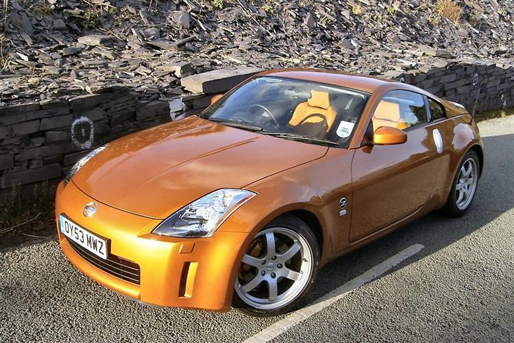 New Nissan 350Z (2003 - 2009) review