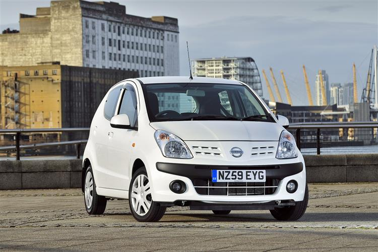 New Nissan Pixo (2009 - 2013) review