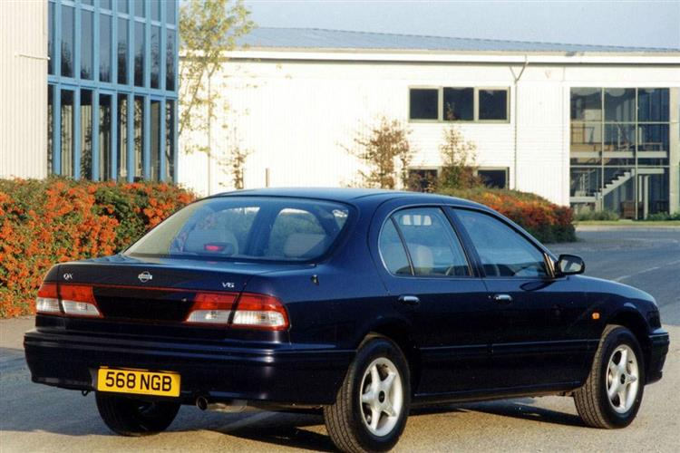 New Nissan QX (1995 - 2003) review