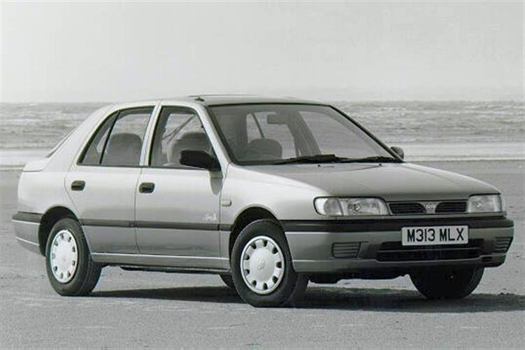 New Nissan Sunny (1986 - 1995) review