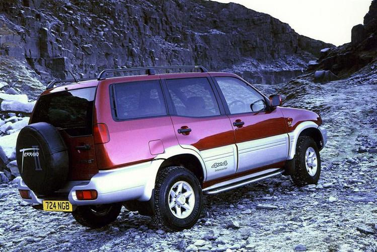 New Nissan Terrano II (1993 - 2006) review