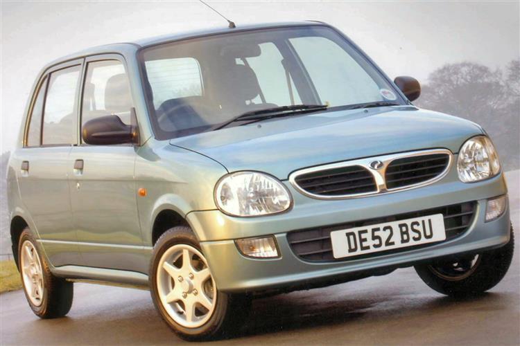 New Perodua Kelisa (2002 - 2009) review