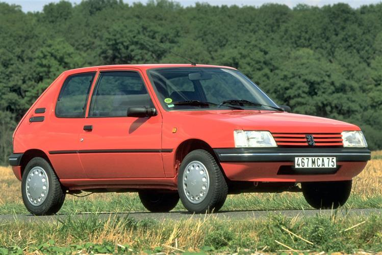 New Peugeot 205 (1983 - 1997) review