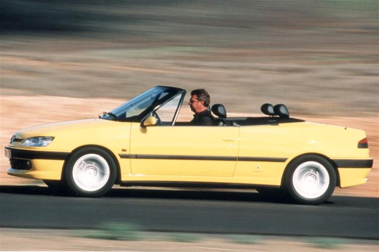 New Peugeot 306 Cabriolet (1994 - 2003) review