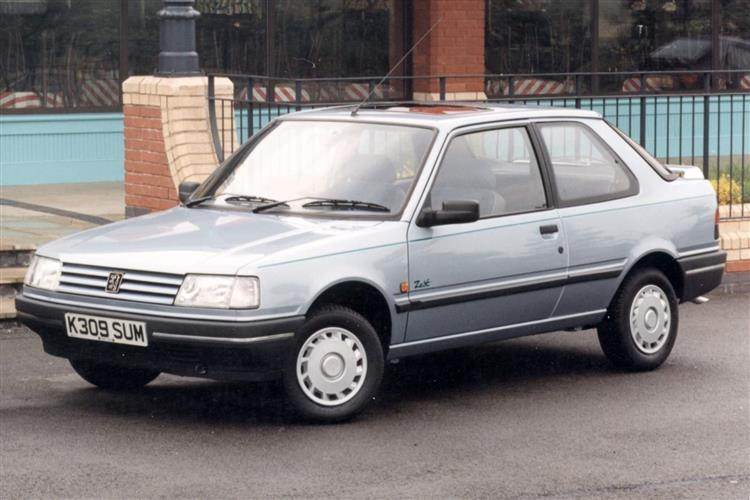 New Peugeot 309 (1986 - 1994) review