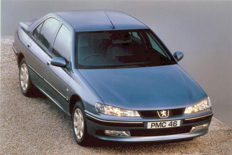 New Peugeot 406 (1999 - 2004) review