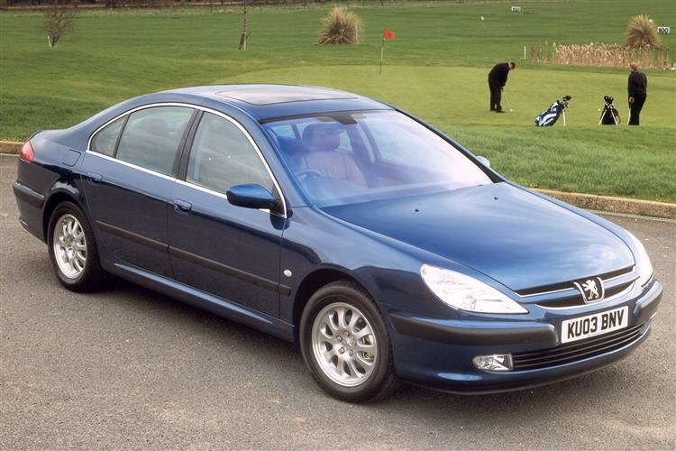 New Peugeot 607 (2000 - 2009) review