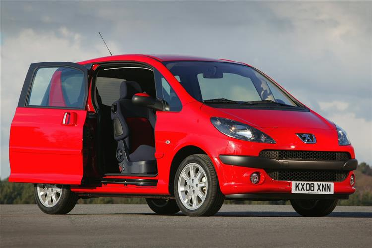 New Peugeot 1007 (2005 - 2009) review