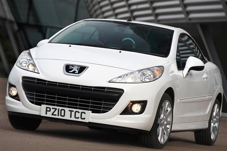 New Peugeot 207 CC (2010 - 2014) review