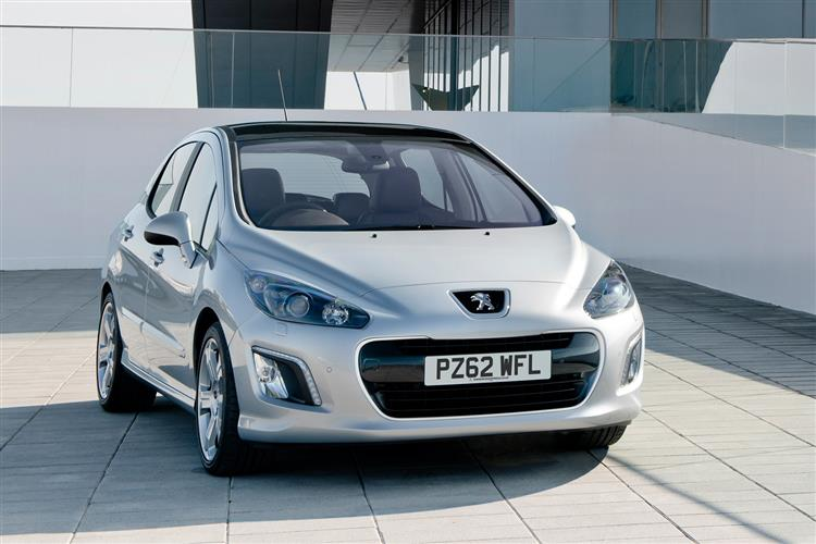 New Peugeot 308 (2011 - 2013) review