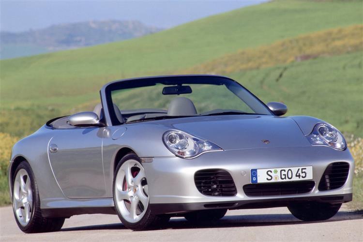 New Porsche 911 Cabriolet (996 Series) (1998 - 2005) review