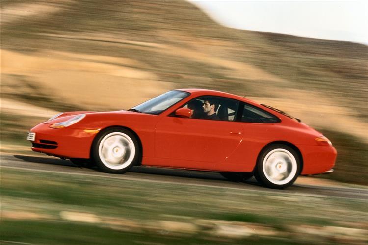 New Porsche 911 Carrera 2 (996 Series) (1997 - 2005) review
