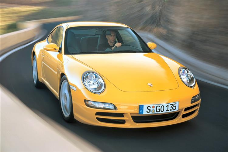 New Porsche 911 Carrera 2 (997 Series) (2004 - 2011) review