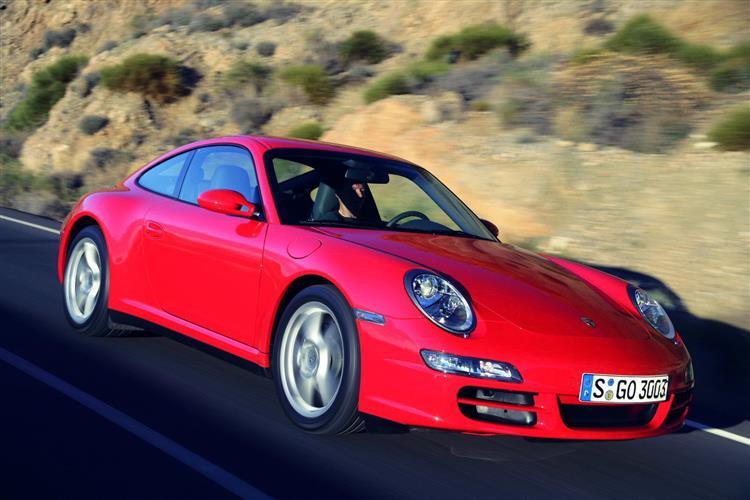 New Porsche 911 Carrera 4 (997 Series) (2005-2012) review