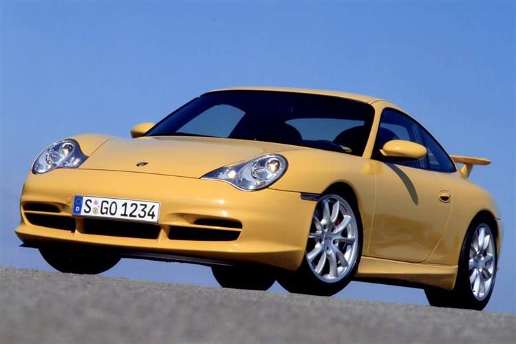 New Porsche 911 GT3 (996 Series) (1999 - 2005) review