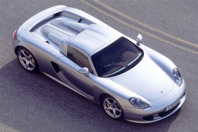 New Porsche Carrera GT (2004 - 2006) review