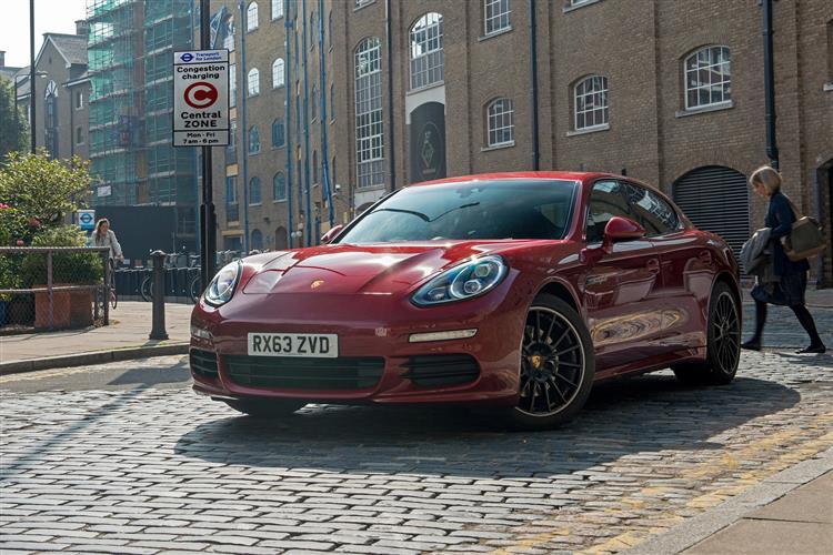 New Porsche Panamera S E-Hybrid (2014 - 2017) review