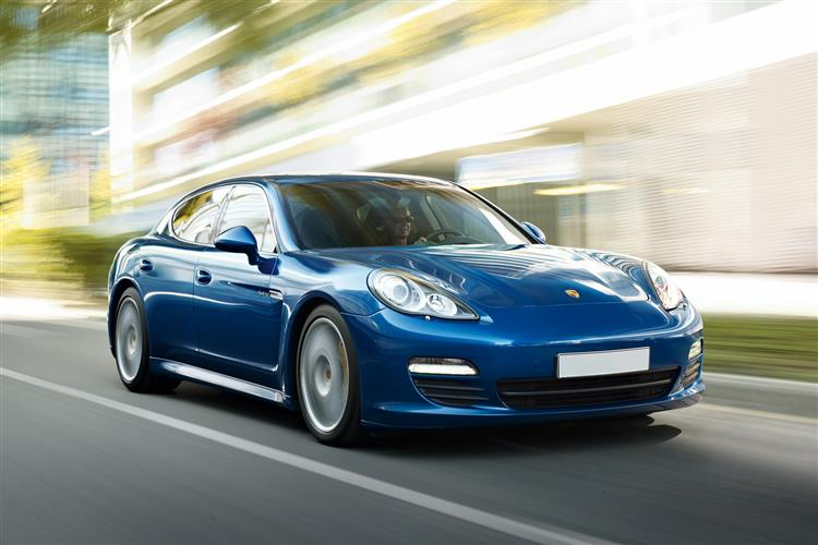 New Porsche Panamera S Hybrid (2011 - 2013) review