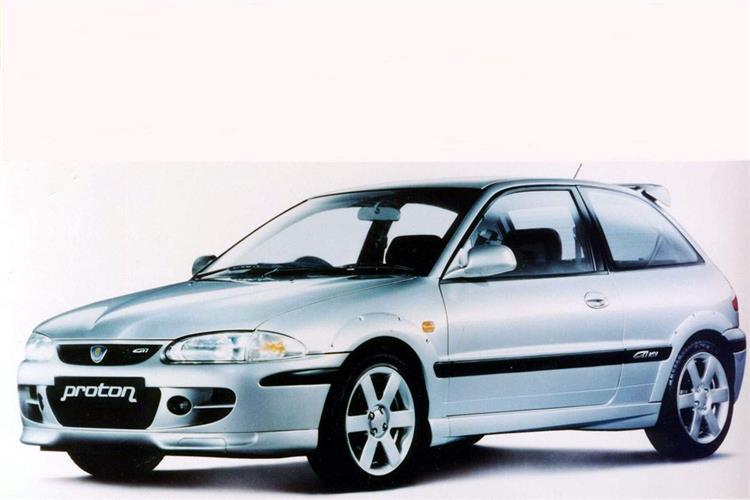 New Proton Compact & Satria (1993 - 2005) review