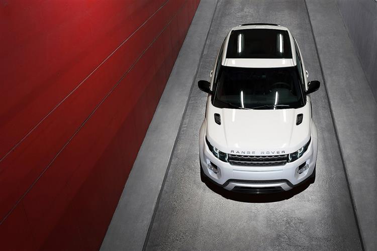 Land Rover Range Rover Evoque 2 2 SD4 Pure 5dr