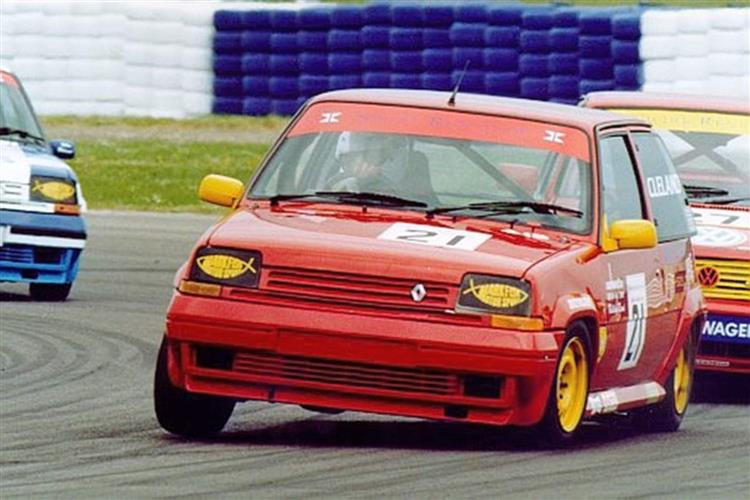 New Renault 5 Turbo GT (1987 - 1991) review