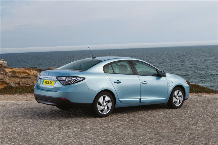 New Renault Fluence Z.E. (2012 - 2014) review
