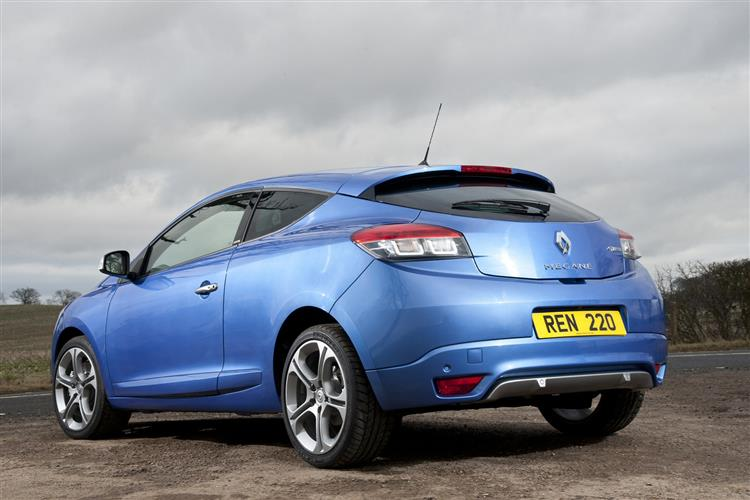 New Renault Megane Coupe (2012 - 2016) review