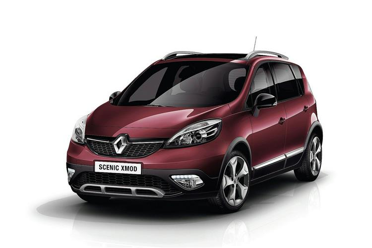 New Renault Scenic XMOD (2013 - 2016) review