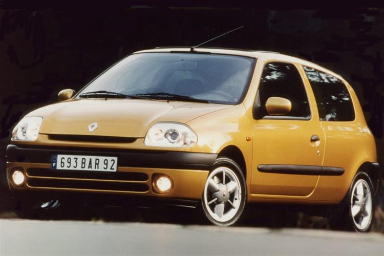 New Renault Clio (1998 - 2001) review
