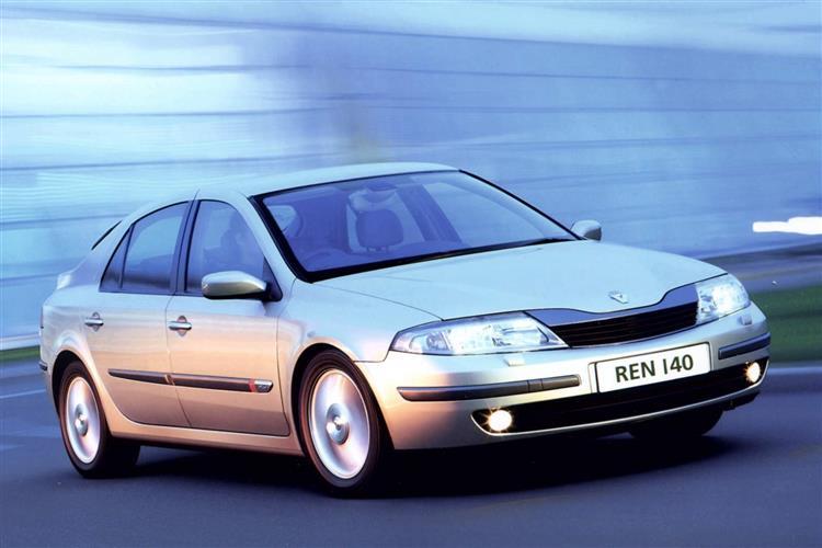 New Renault Laguna II (2001 - 2007) review