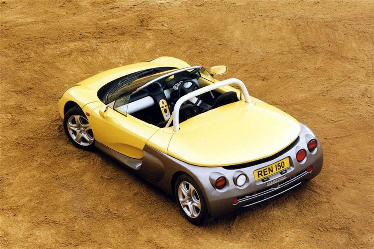 New Renault Sport Spider (1998 - 1999) review