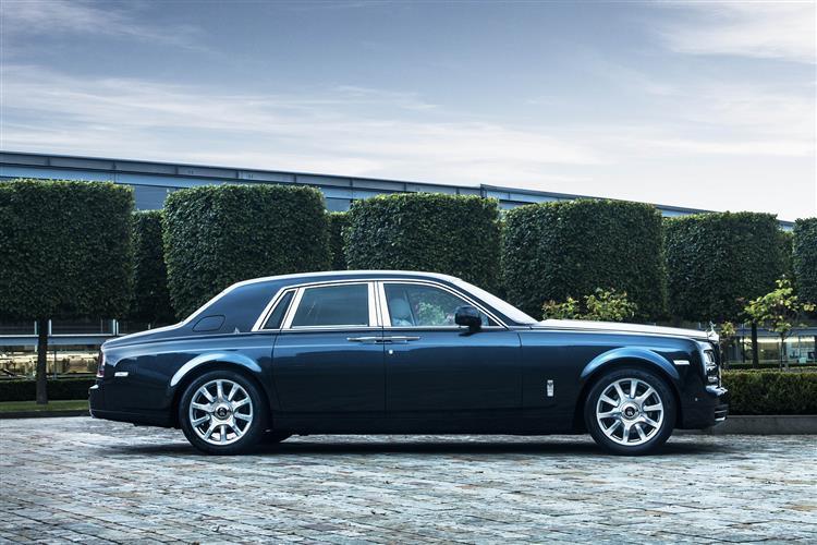 New Rolls Royce Phantom (2003 - 2017) review