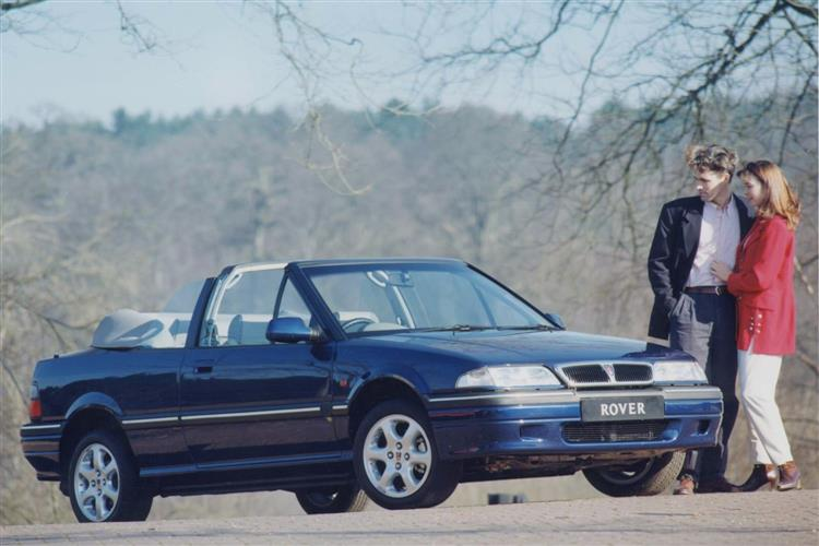 New Rover Cabriolet (1992 - 1999) review