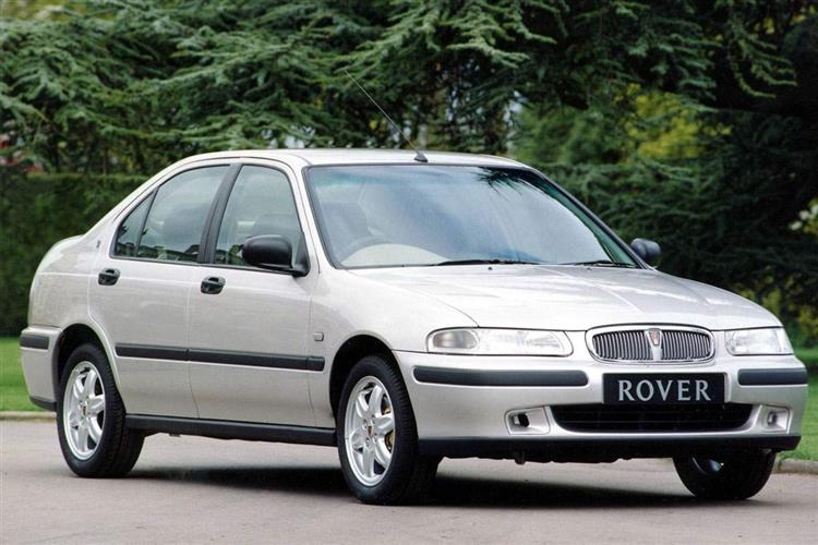 New Rover 400 (1995 - 1999) review