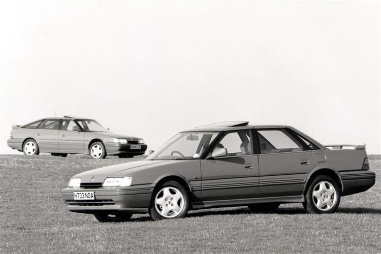 New Rover 800 (1986 - 1999) review
