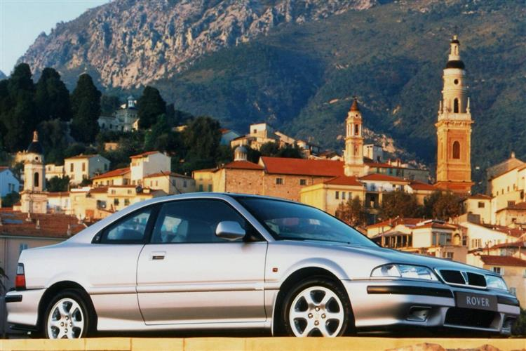New Rover Coupe (1996 - 1999) review