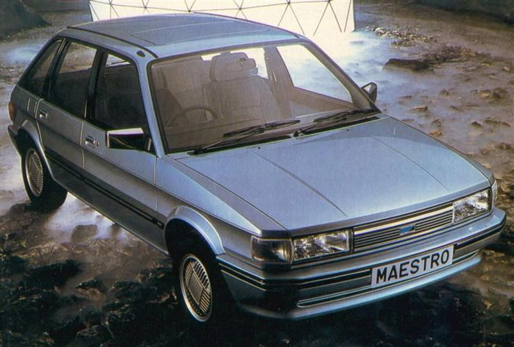 New Rover Maestro  (1990 - 1995) review
