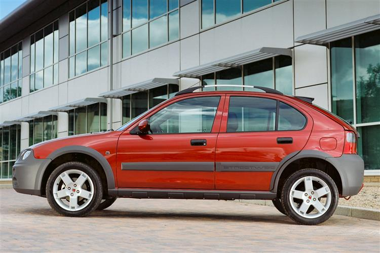 New Rover Streetwise (2003 - 2005) review