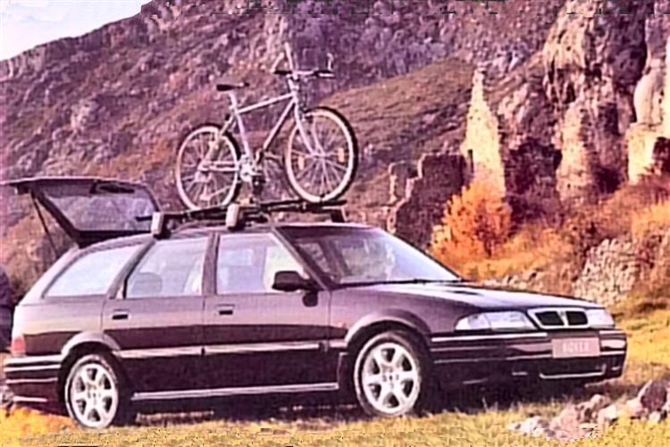 New Rover Tourer (1994 - 1999) review