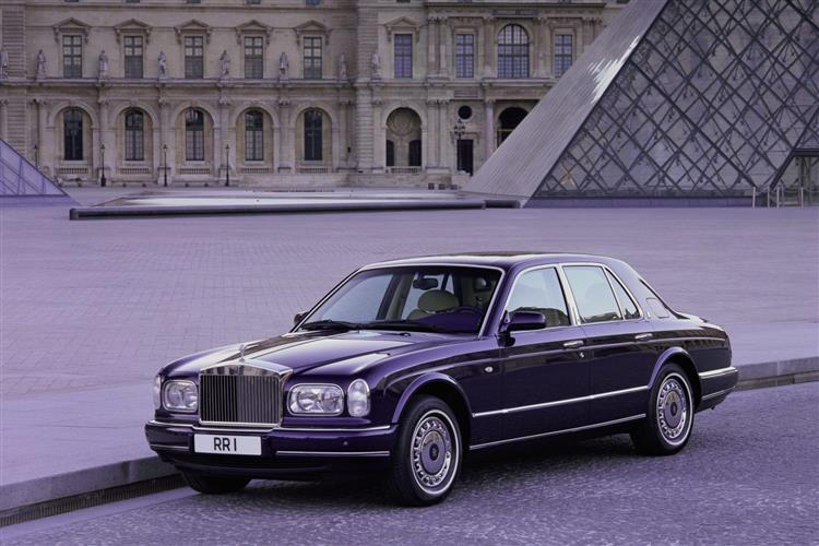 New Rolls-Royce Silver Seraph (1998 - 2005) review