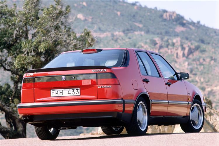 New Saab 9000CS (1991 - 1998) review