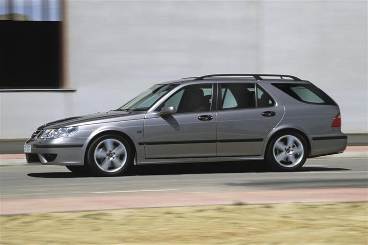 New Saab 9-5 Estate (1998 - 2010) review