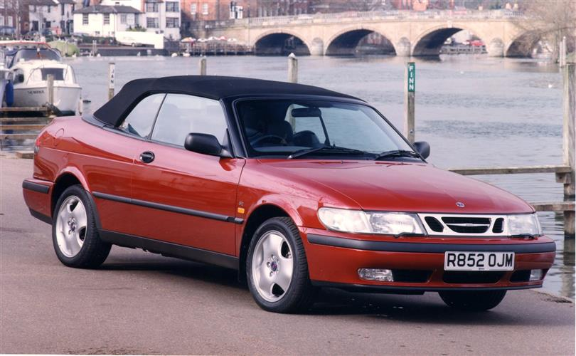 New Saab 900 / 9-3 Convertible (1994 - 2003) review