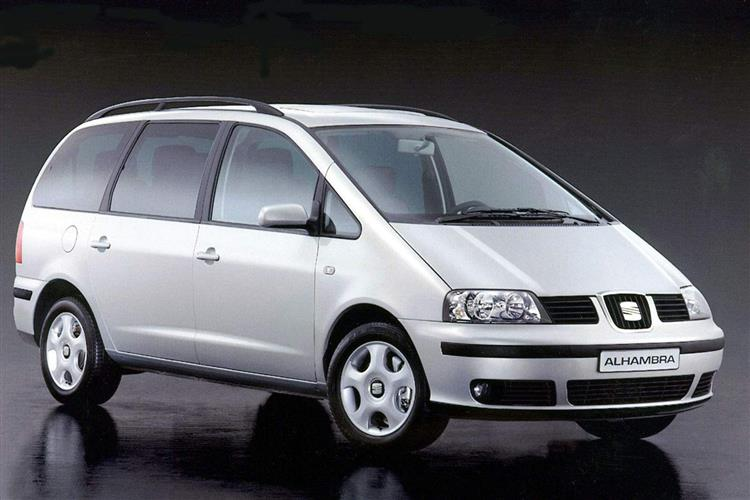 New SEAT Alhambra (2000 - 2010) review
